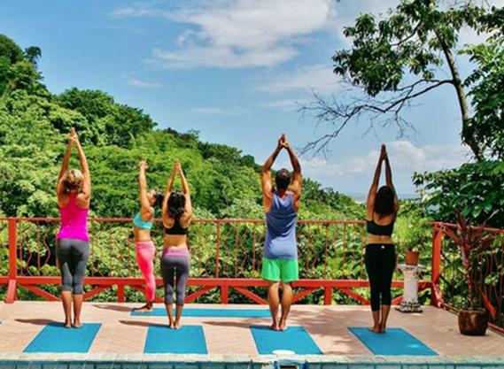 Secuencia de Yoga para hacer en casa