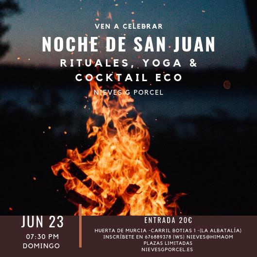 Noche de San Juan Mágica